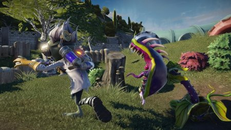 Plants vs. Zombies Garden Warfare выйдет на PlayStation 4 и PlayStation 3