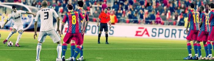 FIFA 15: Первый трейлер был показан на E3 2014