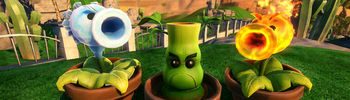 Трейлер Plants vs. Zombies: Garden Warfare показал, как выглядит PC-версия игры