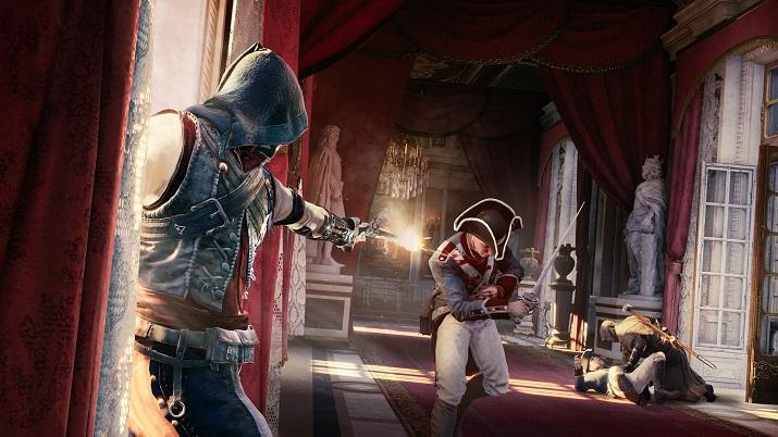 В Assassin's Creed: Unity появятся сражения с боссами