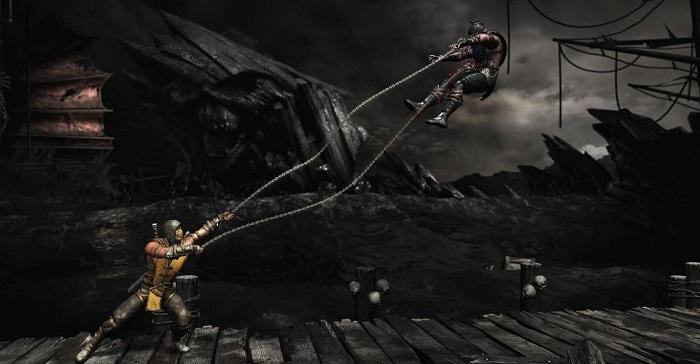 Все фаталити Mortal Kombat X