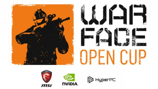 Warface Open Cup 2015