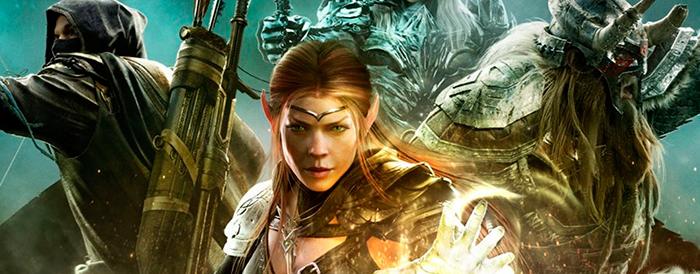 Трейлер, посвященный коллективной игре в The Elder Scrolls Online