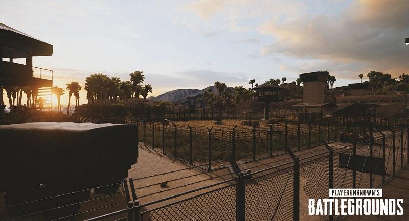 Новые скриншоты пустынной карты PlayerUnknown's Battlegrounds