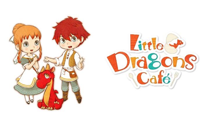 Новая игра от создателя Harvest Moon позволит растить дракона и управлять кафе
